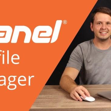 Инструменты в Диспетчер файлов cPanel.
