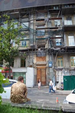 Hrushevskogo St.