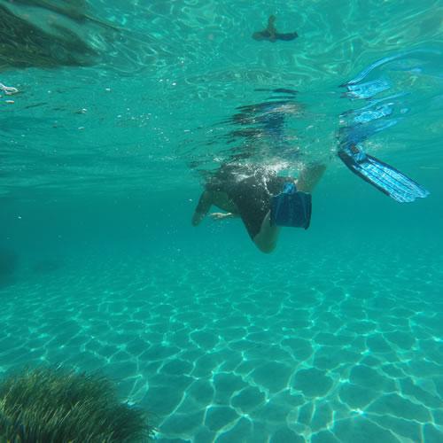 turismo activo snorkel alicante