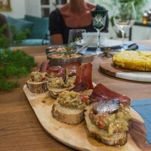 Taller cocina Ali-Oli Tours Alicante