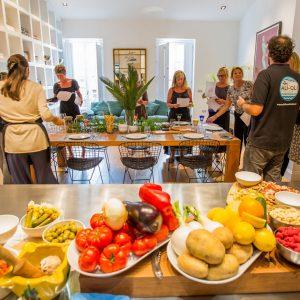 Alicante taller cocina
