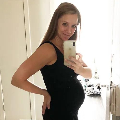 Baby on the Run: Week 35