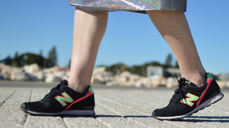 Black-Womens-New-Balance-Sneakers