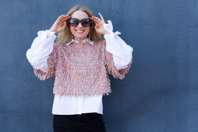 ZARA-pink-fringed-top-Ali-Peat