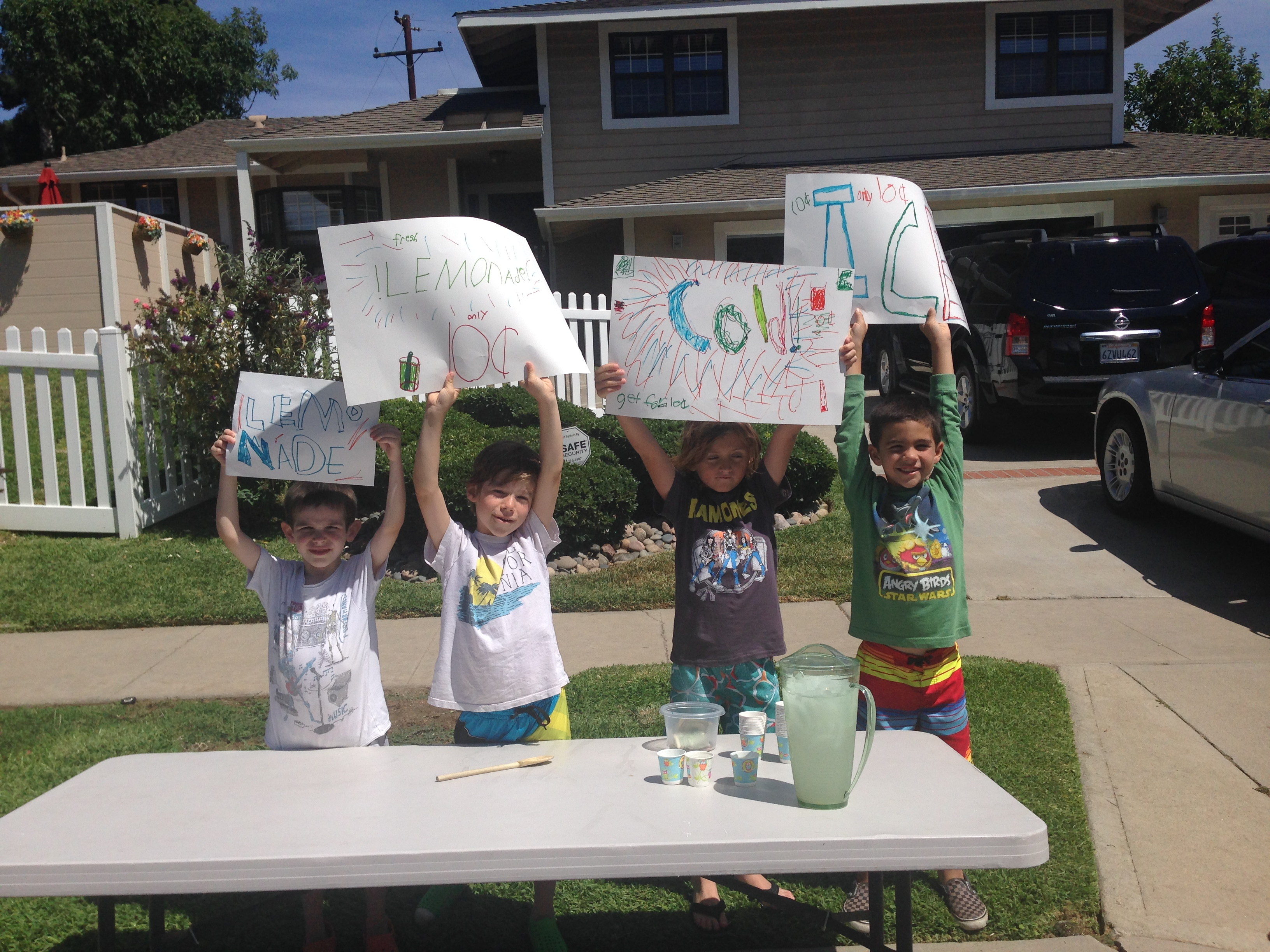 Raising Summer Readers Tip 33 Have A Lemonade Stand And Tie It To Literacy