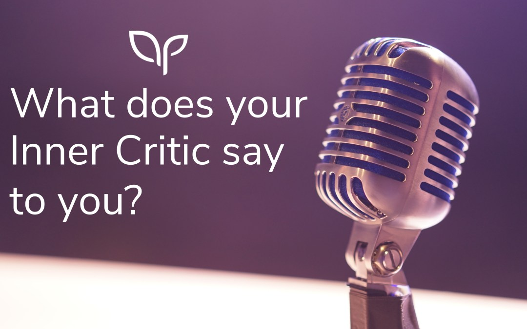 What does your Inner Critic say to you?