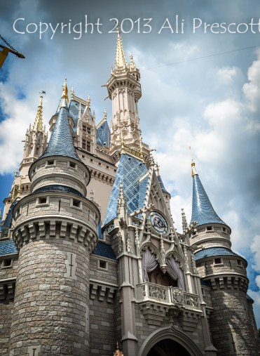 Cinderella's Castle- Magic Kingdom