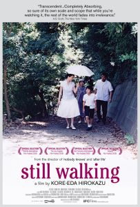 1- Still Walking
