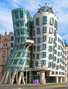 1 DANCING HOUSE – PRAGUE