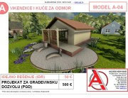 MODEL A-04, gotovi projekti vec od 50e, projekti, projektovanje, izrada projekata, house design, house ideas, house plans, interior design plans, house designs, house