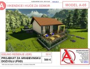 MODEL A-05, gotovi projekti vec od 50e, projekti, projektovanje, izrada projekata, house design, house ideas, house plans, interior design plans, house designs, house