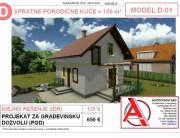 MODEL D-01, gotovi projekti vec od 50e, projekti, projektovanje, izrada projekata, house design, house ideas, house plans, interior design plans, house designs, house