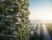 Vertikalna šuma Azije