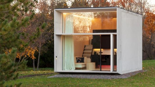 Male modularne kuće po dizajnu firme Kodasema