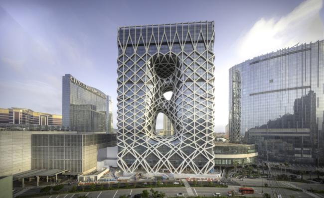 Nov hotel u Makau po dizajnu kompanije Zaha Hadid Architects