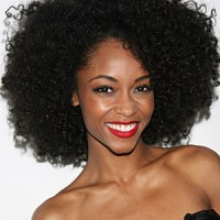 AUGUST Natural Woman of the Month: Yaya DaCosta