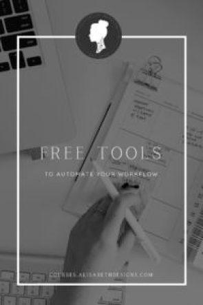 workflow automation, dubsado, trello, asana, free workflow tools