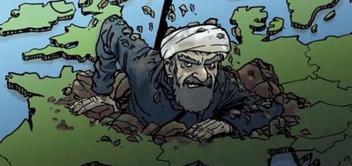 """Résultat de recherche d'images pour """"islam pump up in europe"""""""