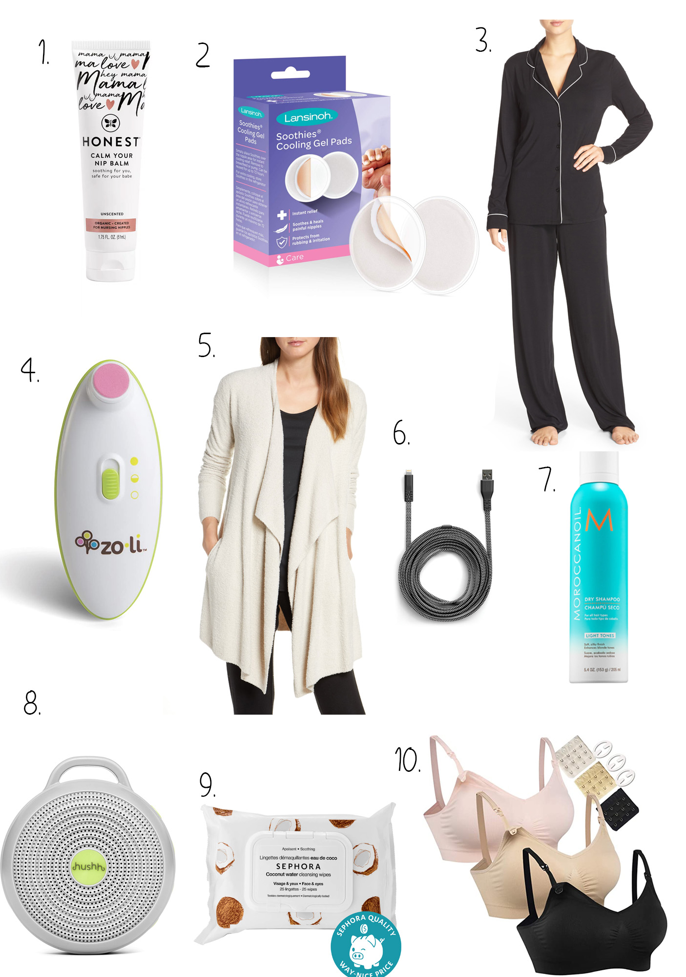 Hostpital-Bag-Must-Haves