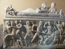 Sarcophagus frieze