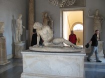 The (famous) Dying Gaul