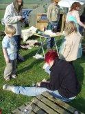 Outdoor Bushcraft workshops. Sentry Circle.