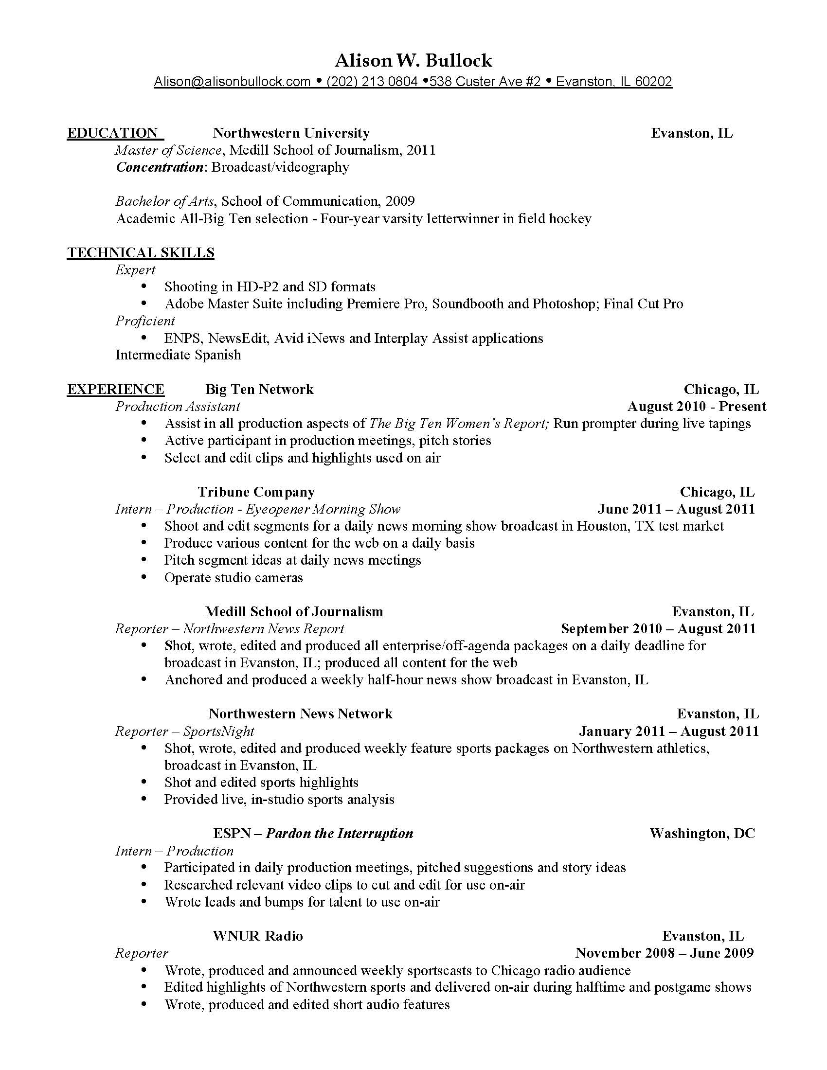 Hockey Resume Website Athletic Resume Field Hockey Facebookthesis Web Fc2