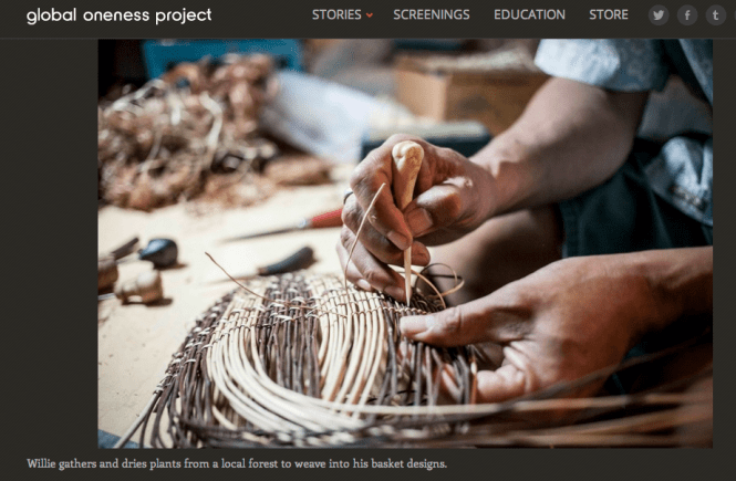 Indigenous crafts