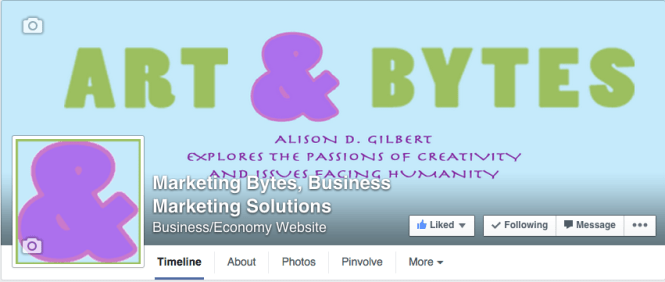 Art-bytes-Project Marketing Bytes Business Marketing Solutions Facebook Page
