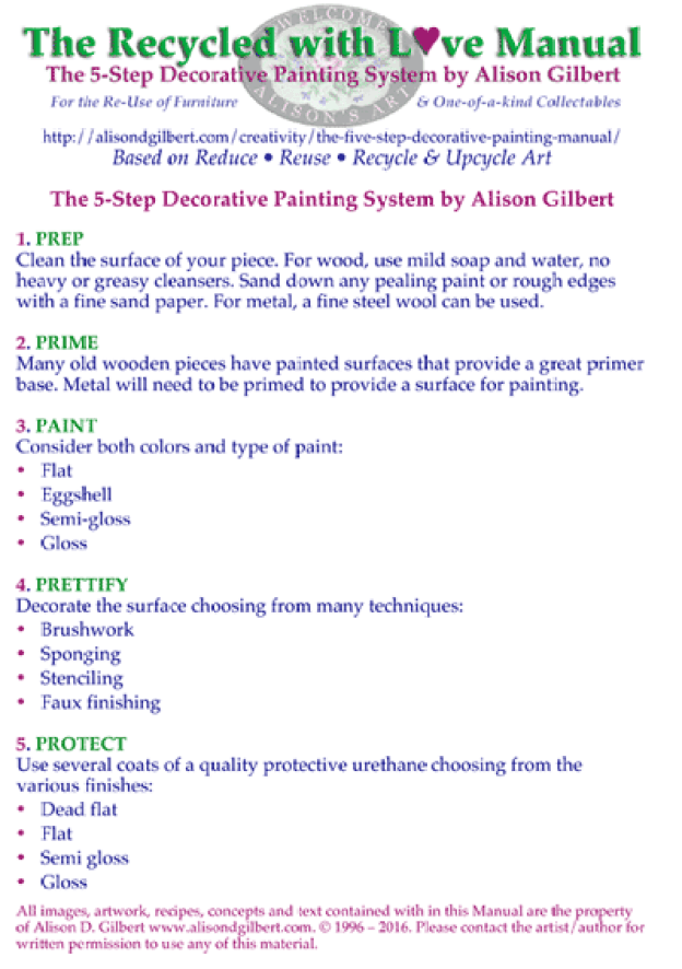 5-Step-System