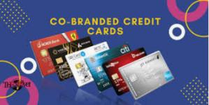 Co-branded credit cards