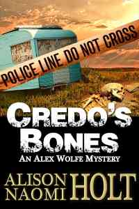 Cover for Credo's Bones