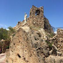 Ermita de la Virgen de la Pena exterior 1