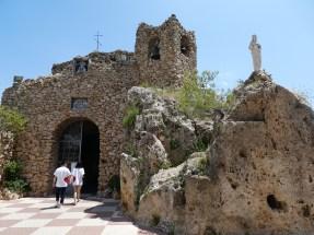 Ermita de la Virgen de la Pena exterior 2