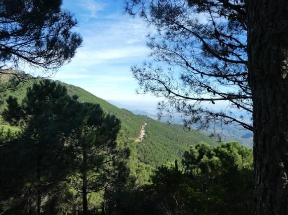 Waterfall Sierra Bermeja