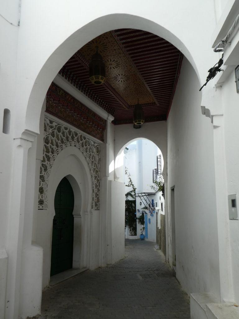 Kasbah Street View