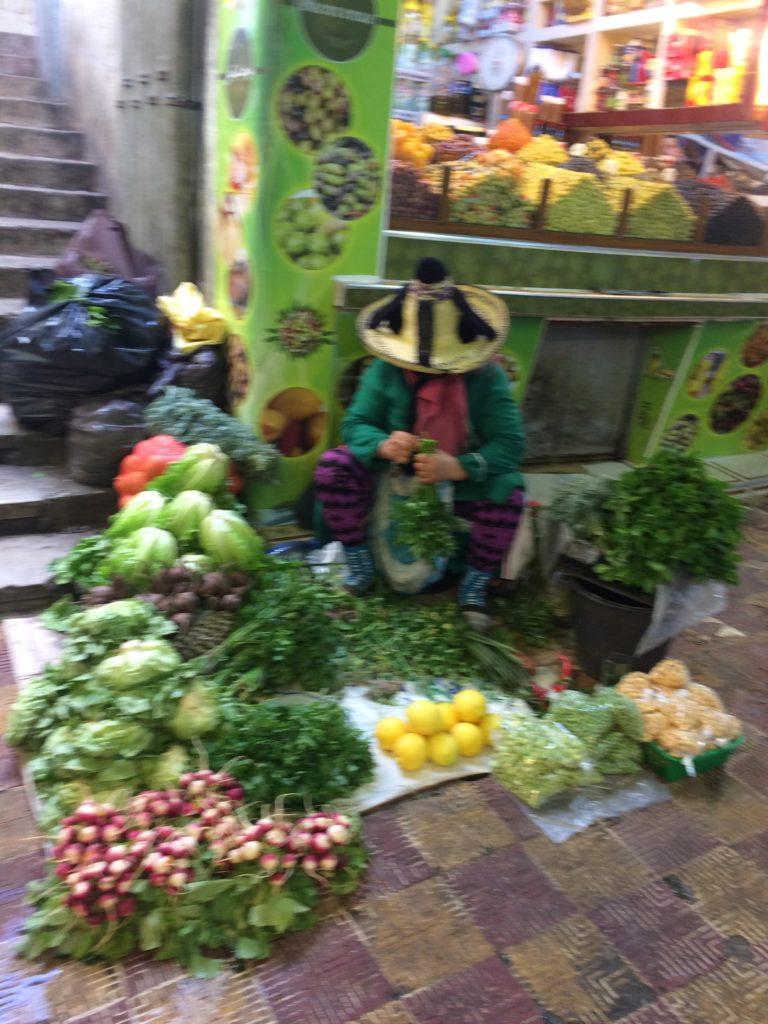 Market Seller