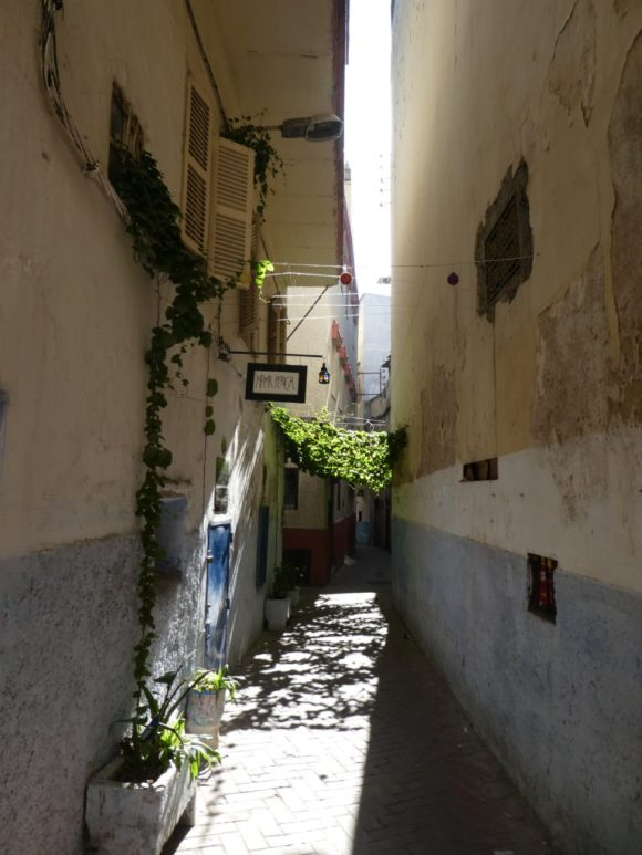 Medina Alleyways