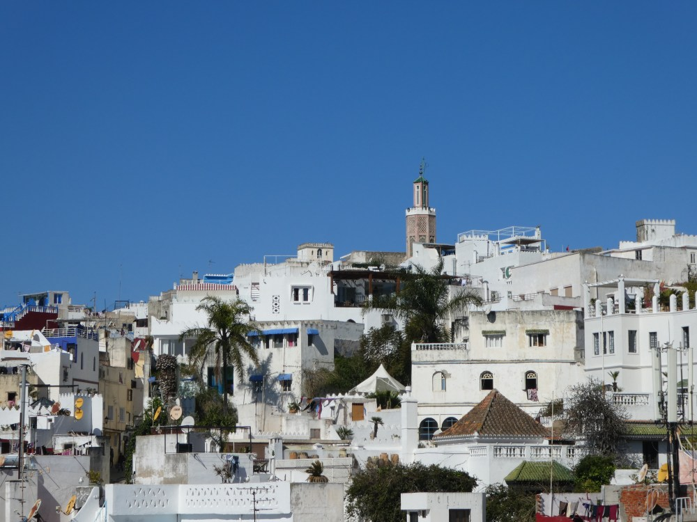 View of Tangier Medina