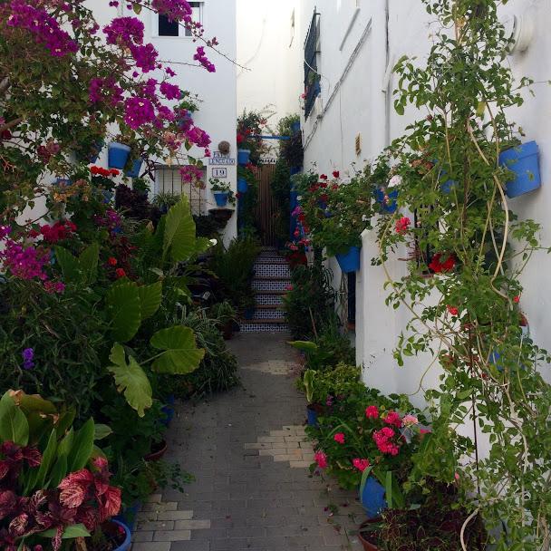 Conil de la Frontera alleyways