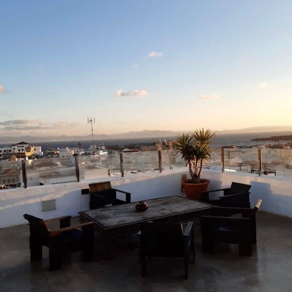 Rooftop of Kook Hotel Tarifa