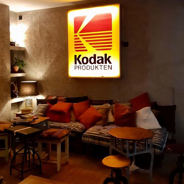 Interior of Kook Hotel Tarifa