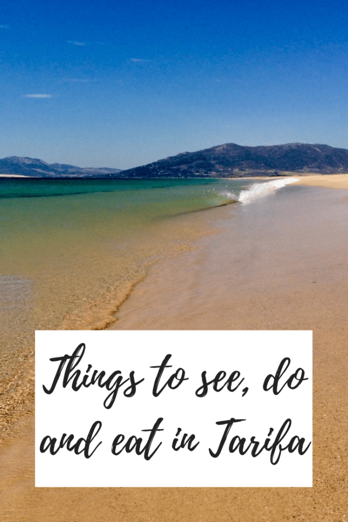 Things to see, do and eat in Tarifa