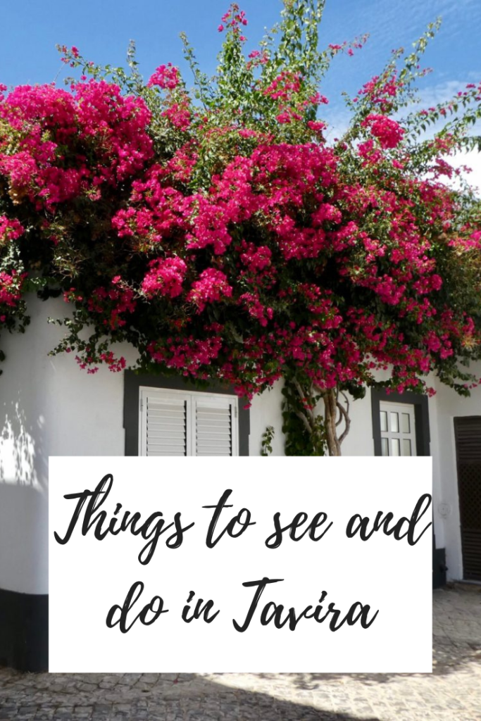 Tavira is a beautiful town in Portugal's Algarve region just 25 kms from the Spanish border and the ideal destination for a relaxing break.