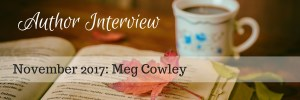 Author Interview: Meg Cowley