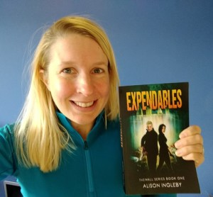 Me with Expendables
