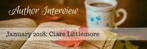 Author Interview: Clare Littlemore