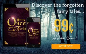 NEW RELEASE! Once Upon a Twist: Fairy Tale Retellings With A Difference