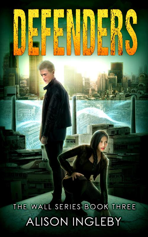 Defenders eBook cover