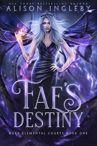 Fae's Destiny cover